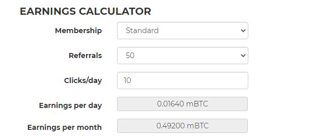 калькулятор заработка