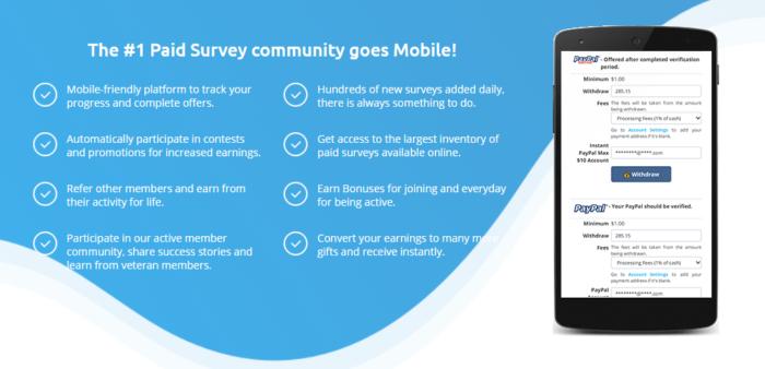 заработок с мобильного DollarClix.com