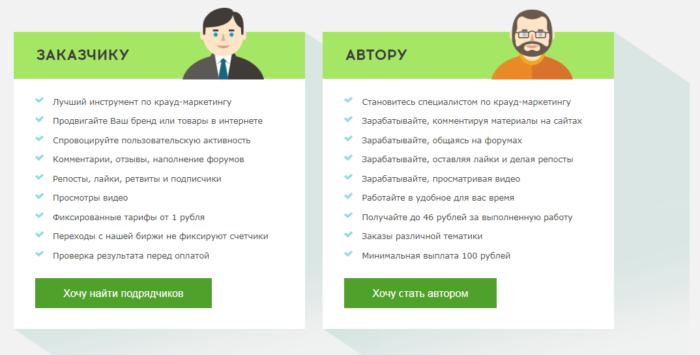 заработок на QComment.ru