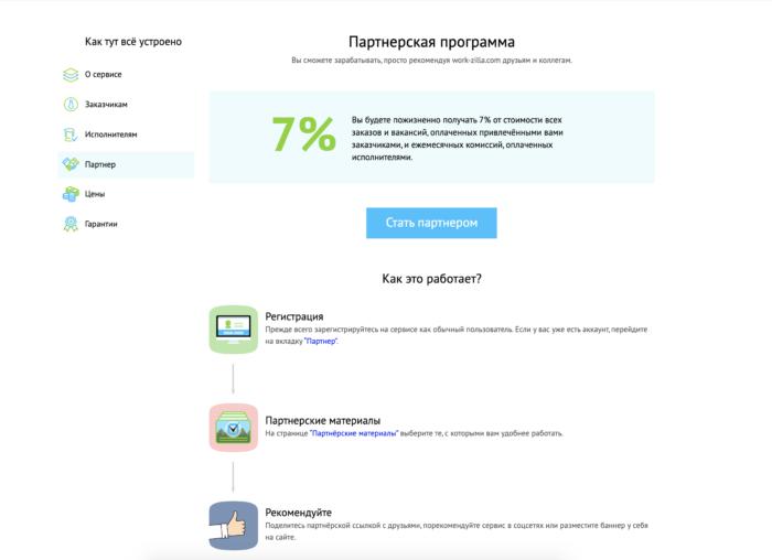 work-zilla.com партнерская программа
